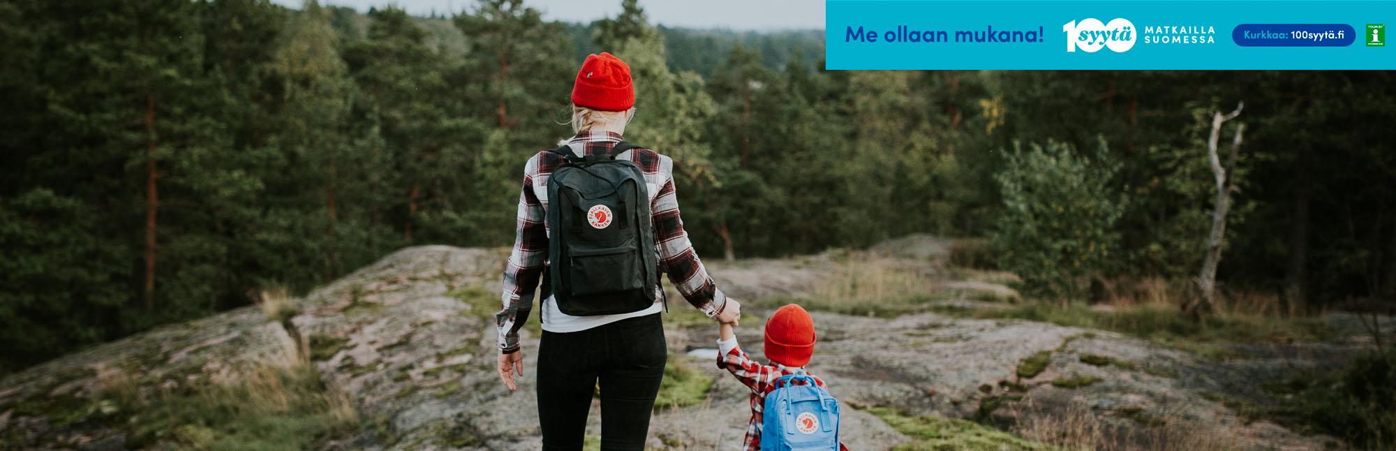 Visit Espoo on mukana 100-syytä matkailla Suomessa -kampanjassa